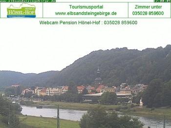 Bad Schandau - Elbufer