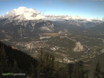 Banff Gondola Northwest/ Canadian Rockies