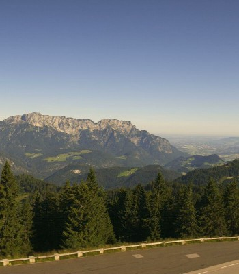 Berchtesgaden - Rossfeld Panoramic Road