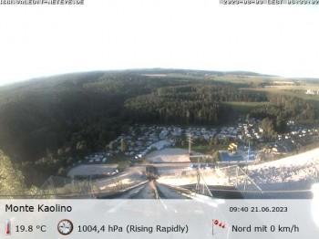 Hirschau Monte Kaolino Bergspitze