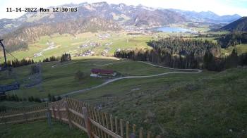 Zahmer Kaiser am Walchsee: Bergstation