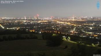 Bisamberg Vienna - View to the South