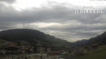 Blick nach Oberau in Tirol