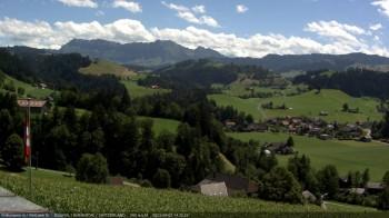 Blick vom Berghaus Eggiwil