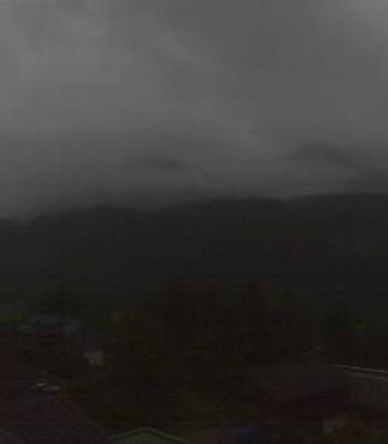 Blick vom Hotel Herrschaftstaverne (Haus im Ennstal, Steiermark)