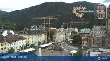 Bolzano - Hotel Citta - Walther Square