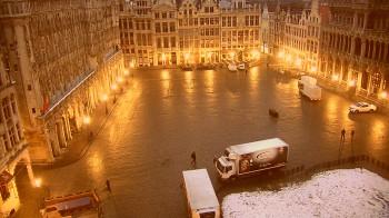 Brüssel: Blick auf den Grand Place