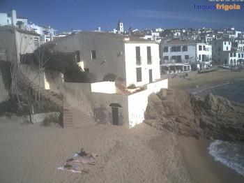 Calella de Palafrugell - Beach