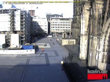Cologne: Place Roncalli