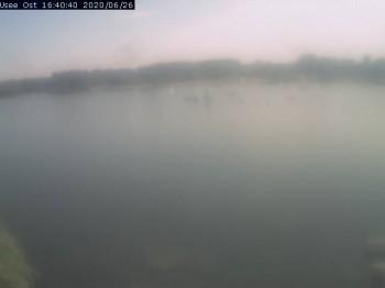Düsseldorf Lake Unterbach - View to the east