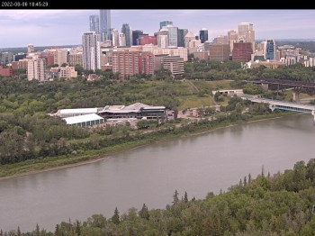Edmonton: View Skyline