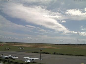 Flugplatz in Borkum