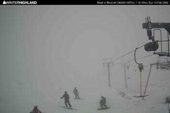 Glencoe Mountain - Meall a'Bhuiridh Summit