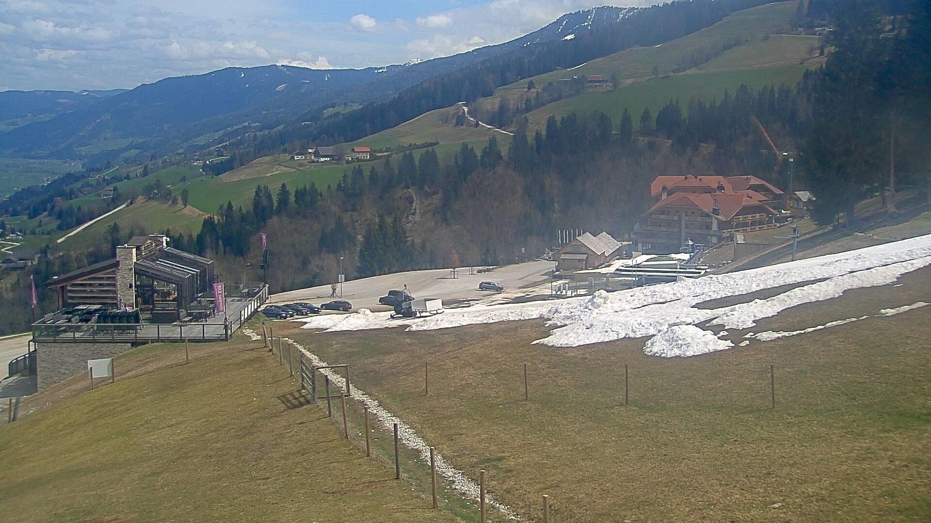 Webcam Hauser Kaibling Gumpenbar und Hotel Höflehner