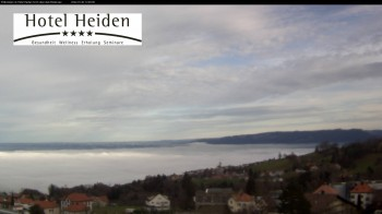 Heiden - View of Lake Constance