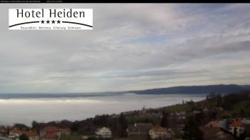 Heiden - Blick über den Bodensee