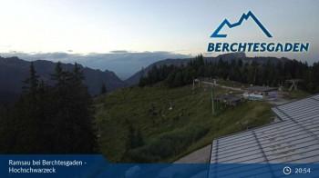 Hochschwarzeck, Ramsau bei Berchtesgaden