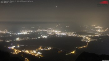 Webcam Hoher Kasten View To The Rheintal Liechtenstein