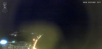 Hotel Neptun Blick Richtung Westen