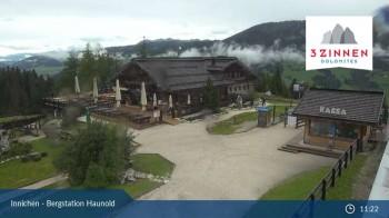 Innichen - Haunold Top Station