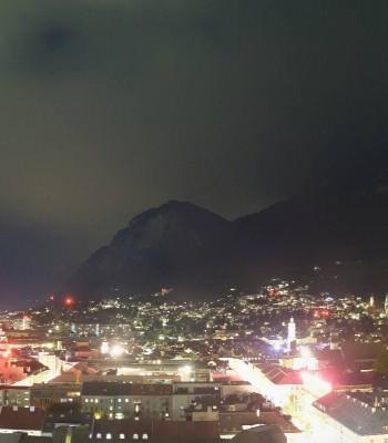 Innsbruck - panoramic view