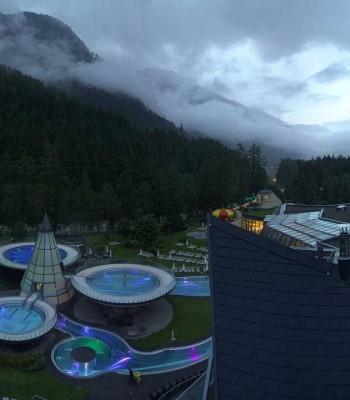 Längenfeld: View Aqua Dome