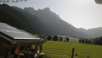 Lake Haldensee, Graen in Tirol
