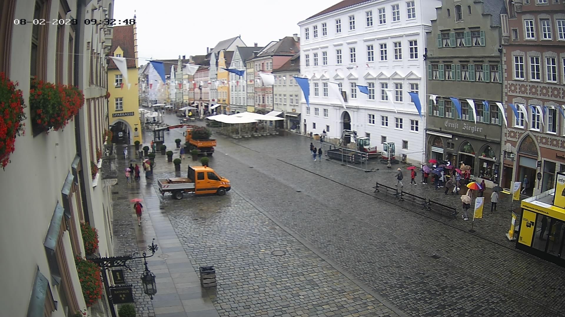 Landshut Webcam