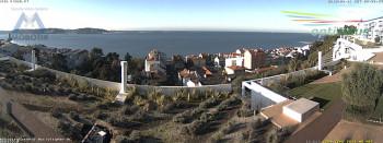 Lisbon - View towards the ocean