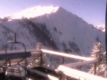 Loge Peak Lift in Aspen Highlands
