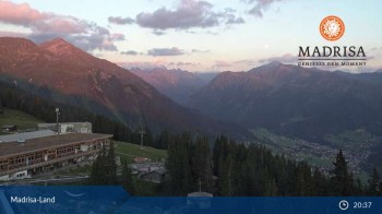 Madrisa Klosters Live Cam