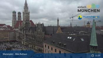 Marienplatz Munich, Bavaria