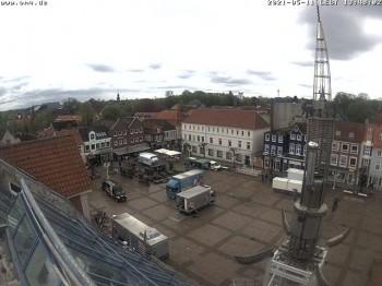 Marktplatz von Aurich