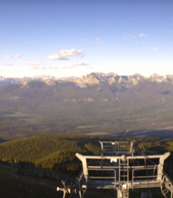 Marmot Basin - Panoramic cam