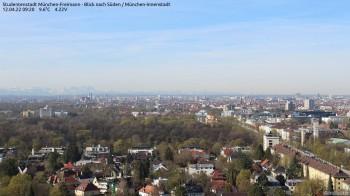 Munich-Freimann - View of City Centre