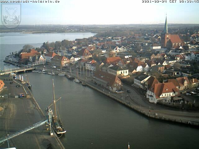 Webcam Neustadt Holstein