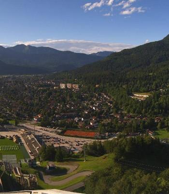 Garmisch-Partenkirchen - Olympiaschanze