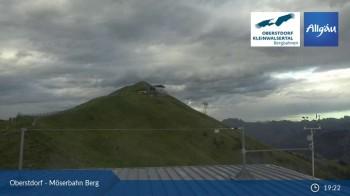 Oberstdorf: Möserbahn Bergstation