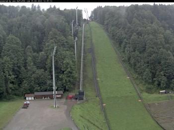Oberstdorf ski-jumping hill