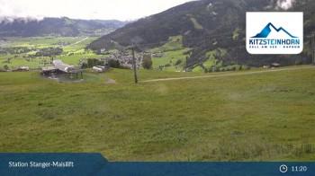 View of Maiskogel Mountain