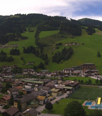 Panorama Tal der Almen