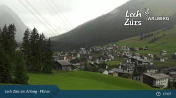 Panorama View: Oberlech