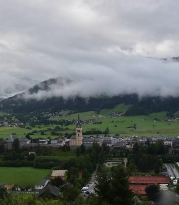 Panoramablick auf Radstadt