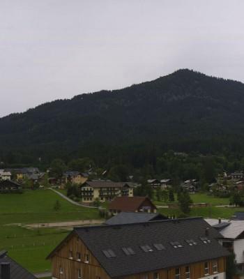 Panoramablick Gosau am Dachstein