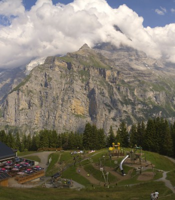 Panoramacam Schilthorn Allmendhubel
