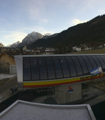 Panoramic view - Kronplatz
