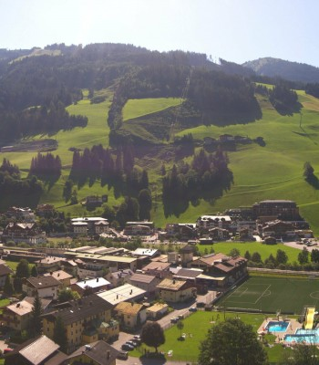 Panoramic view Grossarltal