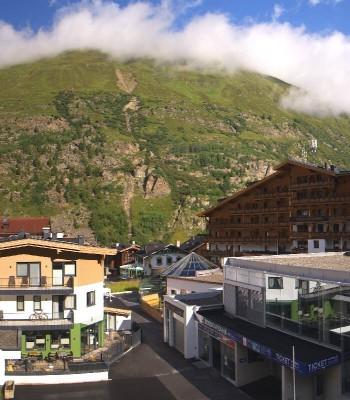 Panoramic view Hotel Edelweiss & Gurgl, Obergurgl