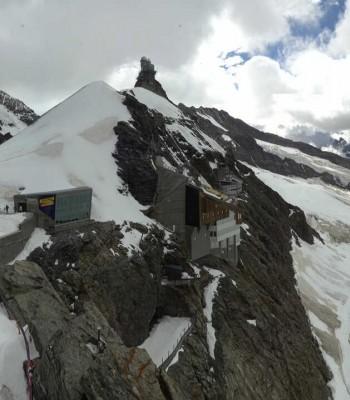 Panoramic View, Jungfraujoch