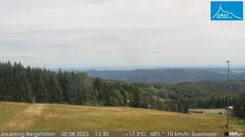 Panoramic view - mountain station Jauerling